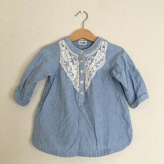 ターカーミニ(t/mini)のt/miniターカーミニ  シャツ(Tシャツ/カットソー)