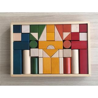 ボーネルンド(BorneLund)のボーネルンド (BorneLund) オリジナル積み木(つみき) カラー(積み木/ブロック)