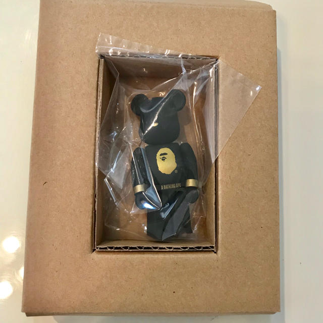 A BATHING APE(アベイシングエイプ)のベアブリック ape マスターマインド エンタメ/ホビーのフィギュア(その他)の商品写真