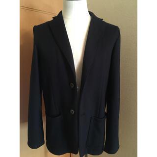 コムサメン(COMME CA MEN)のコムサメン   濃紺ジャケット美品です(テーラードジャケット)
