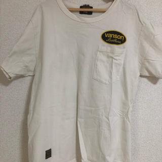 バンソン(VANSON)のVANSON プリントTシャツ (Tシャツ/カットソー(半袖/袖なし))