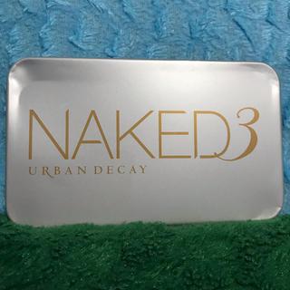 アーバンディケイ(Urban Decay)の【新品・未使用】 Naked 3 Urban Decay(コフレ/メイクアップセット)