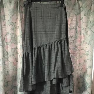 ザラ(ZARA)のZARA ラップスカート(ロングスカート)