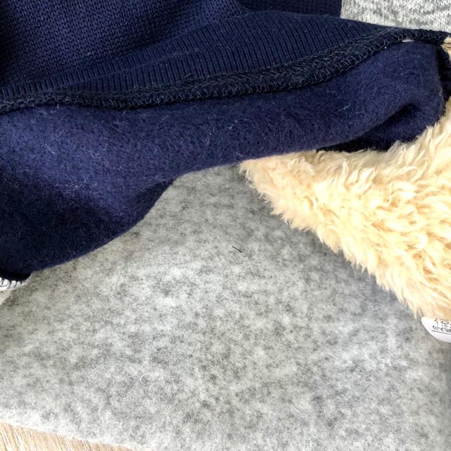 Donkey Jossy(ドンキージョシー)のDonkey Jossy  配色 切り替えトレーナー S56612 キッズ/ベビー/マタニティのキッズ服 男の子用(90cm~)(Tシャツ/カットソー)の商品写真