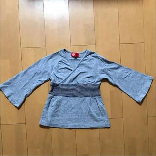 オシャレホンポ(御洒落本舗)のお洒落本舗キモノTシャツ(Tシャツ/カットソー)