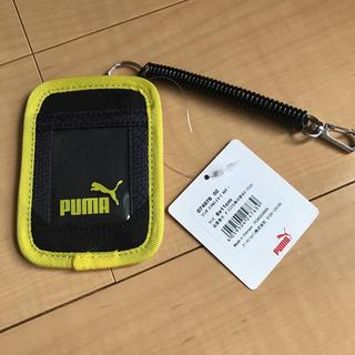 プーマ(PUMA)のPUMA プーマ カードホルダー パスケース(定期入れ)