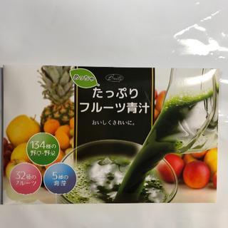 めっちゃたっぷりフルーツ青汁(その他)