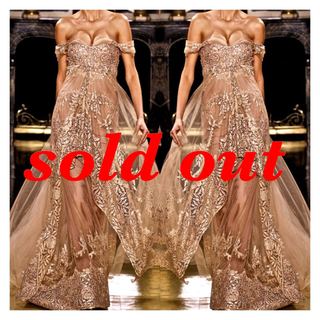 sold out(ロングドレス)