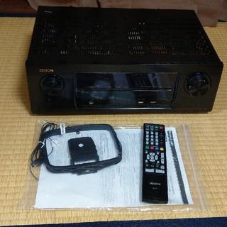 デノン(DENON)のDENON AVR-X1300W(アンプ)