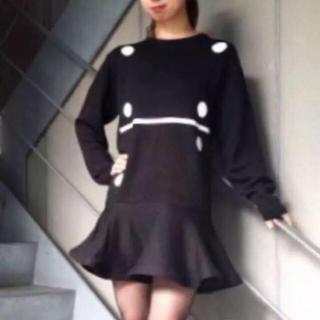 ケースリー(k3)の美品!!k3&co.*Domino Dress(ミニワンピース)