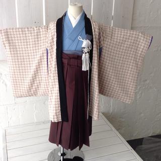 七五三  5歳男の子  羽織袴 JAPAN  STYLE  1903(和服/着物)
