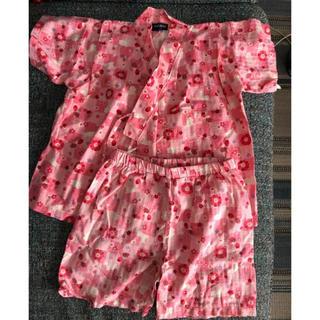 甚平 女の子 100センチ(甚平/浴衣)