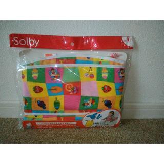 ソルビィ(Solby)の新品・未使用!ベビーチェアベルト とことこくまさん DADWAY(ベビーホルダー)