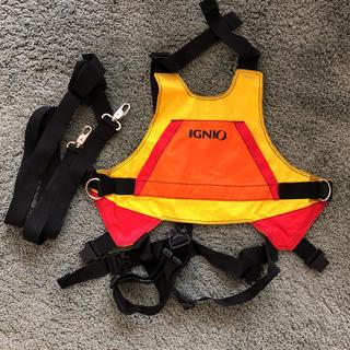 ジュニアグライドサポーター スキー 滑走補助具(その他)