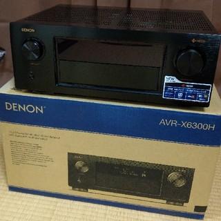 デノン(DENON)のDENON AVR-X4300(美品)(アンプ)