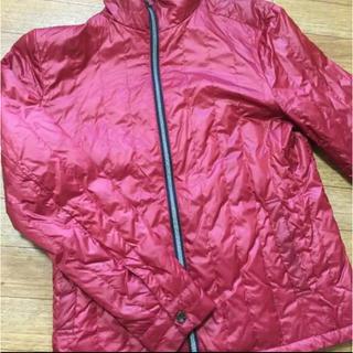 コムサメン(COMME CA MEN)の真紅のレッドカラー コムサメン ダウンジャケット メンズ(ダウンジャケット)