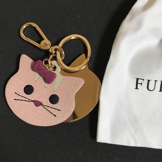 フルラ(Furla)のフルラ  ♡キーホルダー ねこちゃん(キーホルダー)