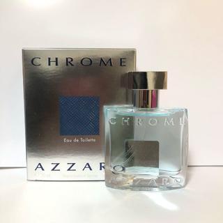 アザロ(AZZARO)のアザロ クローム オードトワレ 30ml(香水(男性用))