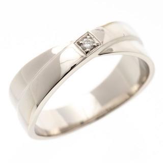 指輪 ダイヤ リング プラチナ サムシングブルー 100747(リング(指輪))