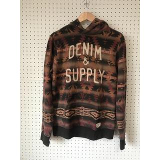 デニムアンドサプライラルフローレン(Denim & Supply Ralph Lauren)のDenim & Supply  Ralph Lauren パーカー(パーカー)