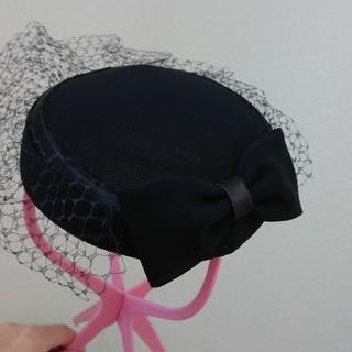 ソワール(SOIR)の東京ソワール トーク帽(その他)