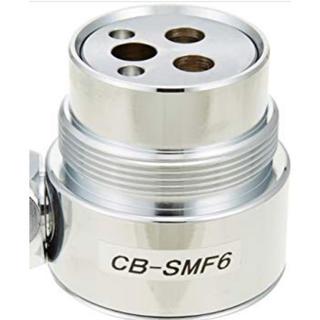 パナソニック(Panasonic)の新品未使用 パナソニック 食器洗い乾燥機専用 シングル分岐水栓 CB-SMF6(食器洗い機/乾燥機)