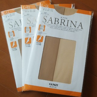サブリナ(Sabrina)のサブリナ ストッキング L~LL(タイツ/ストッキング)