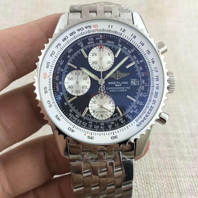 sale retailer 790c6 84a2f ブライトリング 腕時計 メンズ  BREITLING | フリマアプリ ラクマ