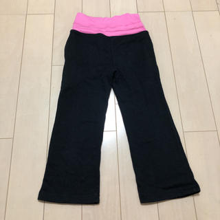 ニシマツヤ(西松屋)の(79) ブーツカット スウェット パンツ 110cm(パンツ/スパッツ)