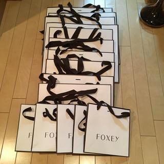 フォクシー(FOXEY)のフォクシーショッピングパッグ(その他)