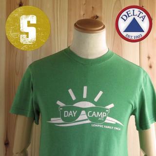 デルタ(DELTA)のHST95/Sサイズ/DAY CAMP THE YMCA Tシャツ(Tシャツ/カットソー(半袖/袖なし))