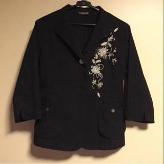 カンサイヤマモト(Kansai Yamamoto)の薄手 ジャケット(テーラードジャケット)