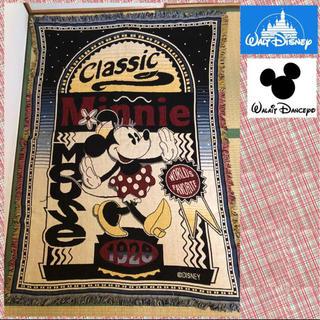ディズニー(Disney)のクラシックミニー タペストリ 希少(その他)