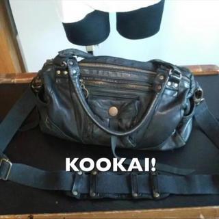 クーカイ(KOOKAI)のレザーバック KOOKAI(ショルダーバッグ)