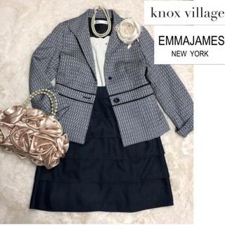 エマジェイム(EMMAJAMES)の【L】knox village ×EMMAJAMES スーツ(スーツ)
