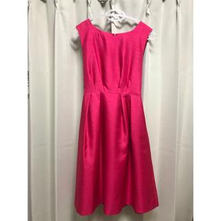 パウダーシュガー(POWDER SUGAR)のpowdersugar ドレス(ミディアムドレス)