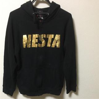 ネスタブランド(NESTA BRAND)のネスタブランド パーカー 黒金 NESTA(パーカー)