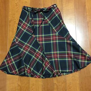 ザスコッチハウス(THE SCOTCH HOUSE)のザ スコッチハウス スカート 160㎝(スカート)