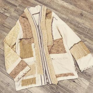 ザドレスアンドコーヒデアキサカグチ(The Dress & Co. HIDEAKI SAKAGUCHI)のDress&Co パッチワークジャケット(テーラードジャケット)