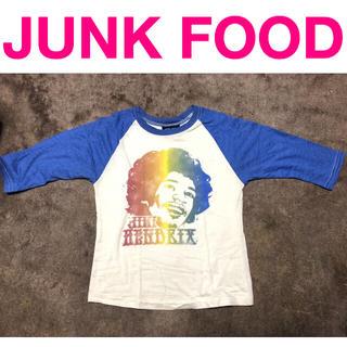 ジャンクフード(JUNK FOOD)のJUNK FOOD ラグラン Tシャツ(Tシャツ(長袖/七分))