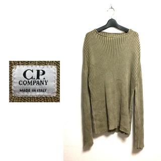 シーピーカンパニー(C.P. Company)の【即決】国内正規品 C.P COMPANY ビッグサイズ ニット 4(ニット/セーター)