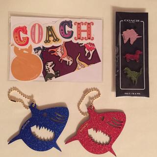 コーチ(COACH)のCOACHのピンバッチセット(バッジ/ピンバッジ)