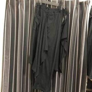 ヨウジヤマモト(Yohji Yamamoto)の3WAY スカートパンツ(サルエルパンツ)
