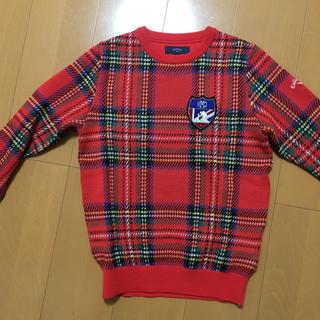 キャロウェイゴルフ(Callaway Golf)のキャロウェイレディース セーター(ニット/セーター)