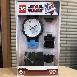 レゴ(Lego)のLEGOウォッチ ☆スターウォーズ(腕時計)