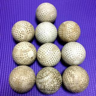 軟球 10個 野球ボール 少年野球 高校野球 リトルリーグ(ボール)