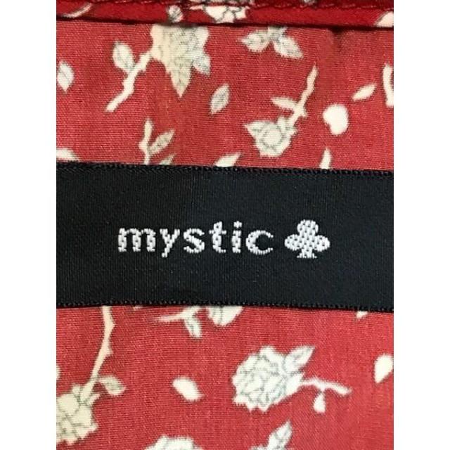 mystic(ミスティック)のmystic ミスティック ワンピース 花柄 レディースのワンピース(ひざ丈ワンピース)の商品写真