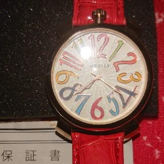 アーネストソーン(earnest sewn)のソリッソ日本使用仕様新品時計(腕時計(アナログ))