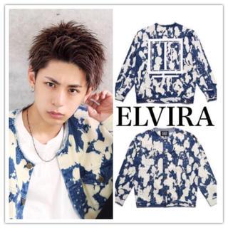 エルヴィア(ELVIA)のelvira デニムジャケット(Gジャン/デニムジャケット)