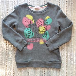 ディジーラバーズ(DAISY LOVERS)の‼️1300円‼️❤️DAISY LOVERS❤️140 USEDトレーナー(Tシャツ/カットソー)